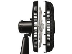 Ventilador de Coluna Mondial Turbo 40CM 8 Pás Black 140W - 3