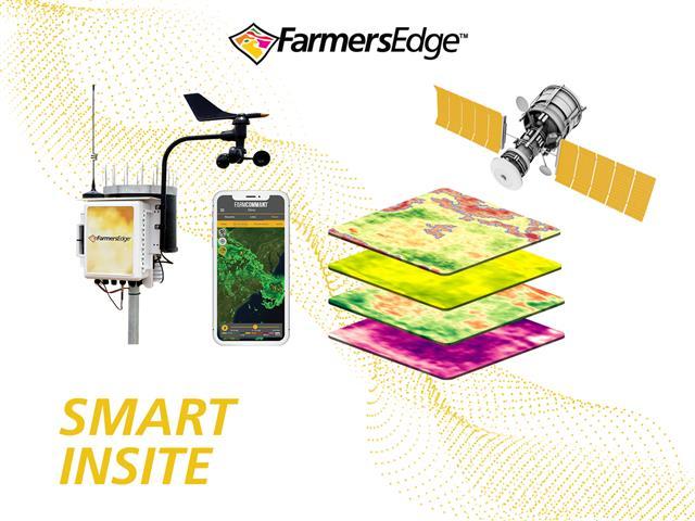 Estações Meteorológicas – Smart Insite – Farmers Edge