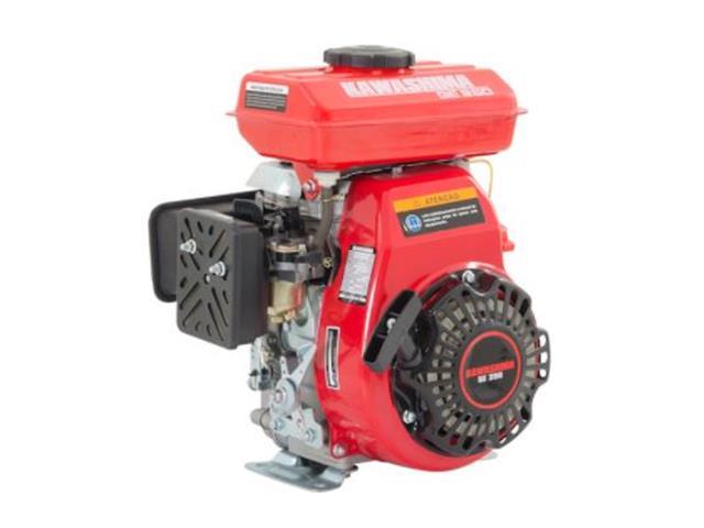 Motor Estacionário 2.5Hp Kawashima GE250 105cc à Gasolina