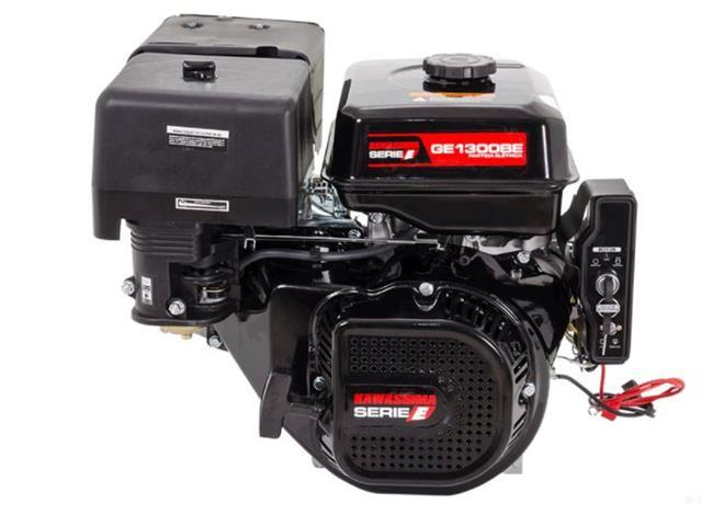 Motor Estacionário Kawashima GE1300B-E à Gasolina com Partida Elétrica