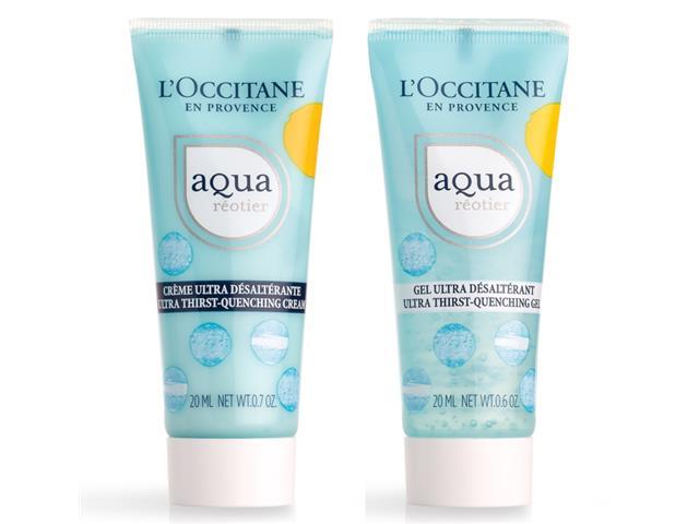 Kit L'Occitane en Provence Facial Aqua Reotier