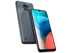 """Smartphone Motorola Moto E7 32GB Duos Tela 6.5"""" 4G Câm 48+2MP Cinza - 4"""