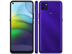 "Smartphone Motorola Moto G9 Power 128GB Duos 6.8""4G Câm 64+2+2MP Roxo - 0"