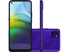 "Smartphone Motorola Moto G9 Power 128GB Duos 6.8""4G Câm 64+2+2MP Roxo"