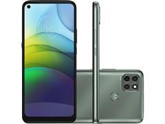 "Smartphone Motorola Moto G9 Power 128GB Duos 6.8""4G Câm 64+2+2MP Verde"