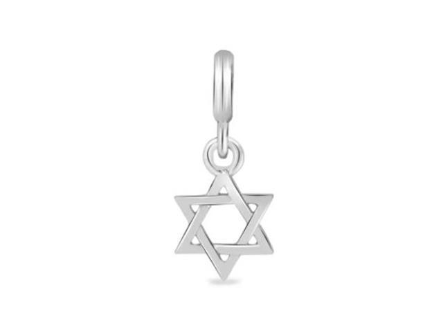 Berloque Vivara Estrela de Davi Judaísmo