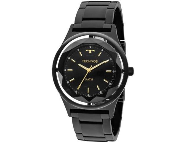 Relógio Feminino Technos com Cristais Swarovski 2035MIB/4P