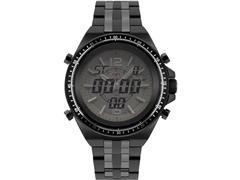 Relógio Masculino Technos Racer Performance TS Preto 2035MSC/4B