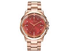 Relógio Technos Feminino com Cristais Swarovski Rosé 2036MLN/4R