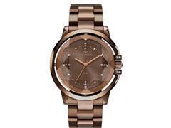 Relógio Technos Feminino Elegance com Cristais Swarovski 2036MLM/4M