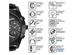 Relógio Masculino Technos Legacy Couro 2039CD/2C - 3