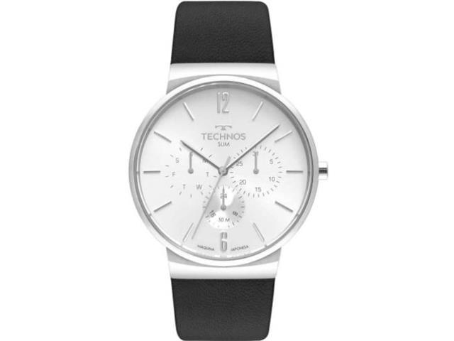 Relógio Technos Masculino Slim Multifunção 6P29AKQ/0B