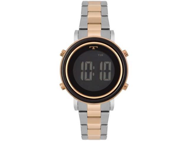 Relógio Feminino Digital Technos Trend Bicolor BJ3059AB/5P
