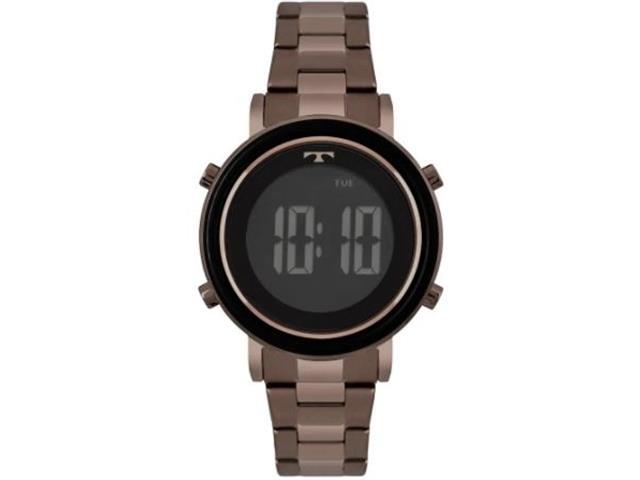 Relógio Feminino Digital Technos Marrom BJ3059AE/4P