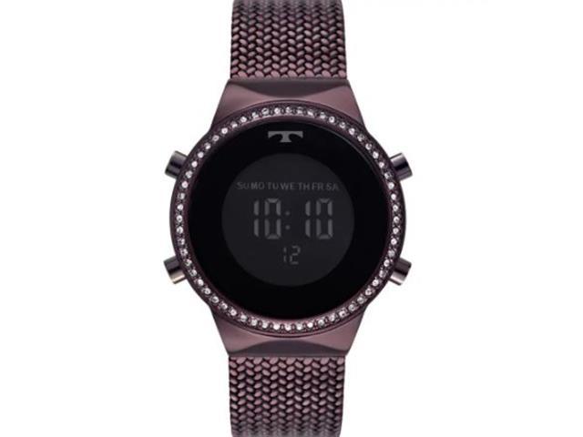 Relógio Feminino Digital Technos Roxo BJ3478AE/4P