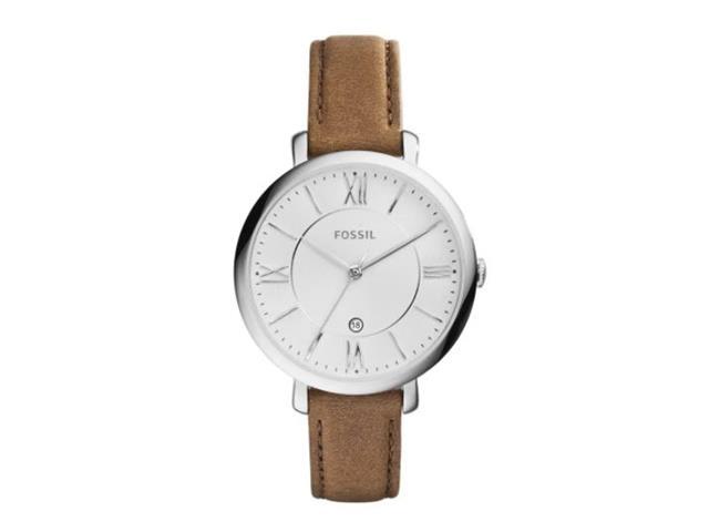 Relógio Fossil Jacqueline Feminino Prata ES3708/0KN