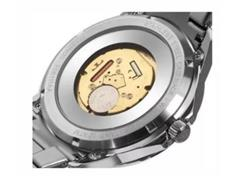 Relógio Technos Masculino Prata F06111AB/1A - 2
