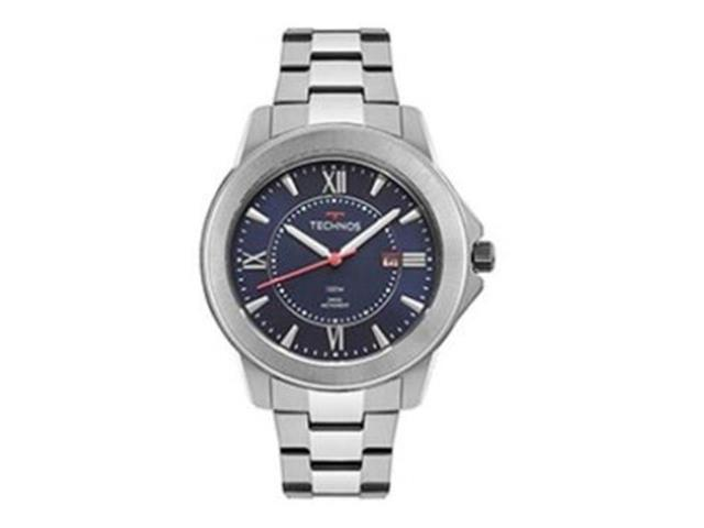 Relógio Technos Masculino Prata F06111AB/1A
