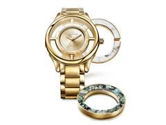 Relógio Technos Feminino Signature Dourado GL30FK/4X