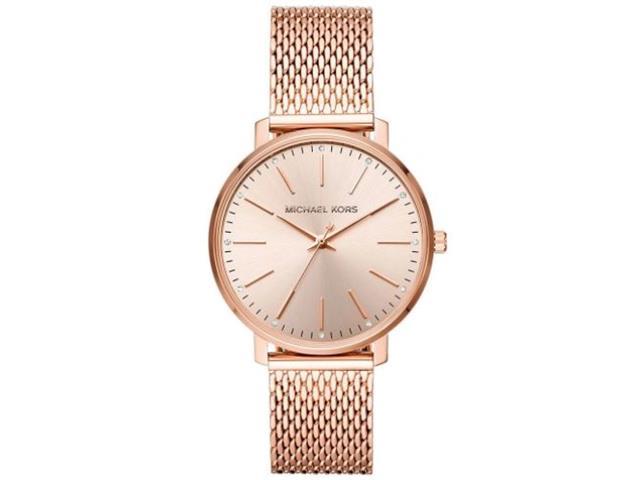 Relógio Michael Kors Feminino Pyper Rosé MK4340/1JN