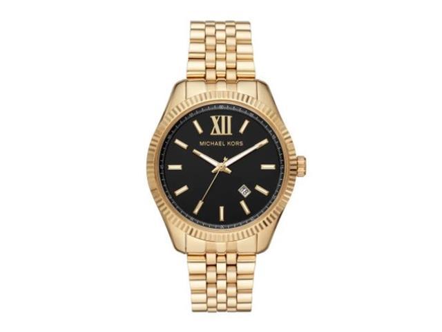 Relógio Michael Kors Feminino Lexington Dourado MK8751/1DN