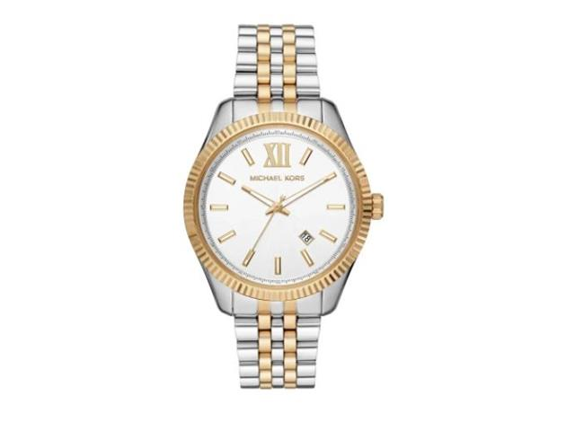 Relógio Michael Kors Feminino Lexington Bicolor MK8752/1KN