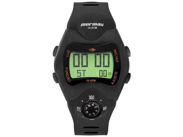Relógio Mormaii Digital Bússola MO1324AC/2P