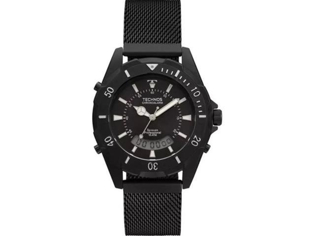 Relógio Technos Skydiver Unissex Preto T205JG/4P
