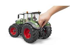 BrinquedoTrator Fendt com Mecânico - 3