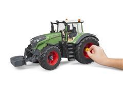 BrinquedoTrator Fendt com Mecânico - 8