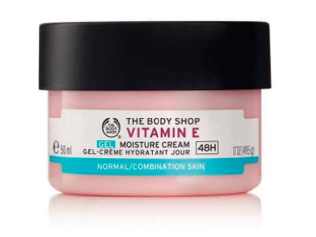 Gel Creme Hidratante Facial The Body Shop Vitamina E 50ML