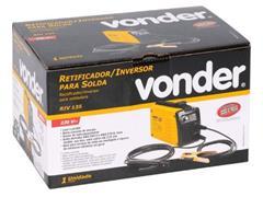 Retificador Inversor para Solda Vonder RIV135 Monofásico - 5