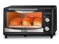 Forno Elétrico Mondial Pratic Cook 650W FR-09 Preto