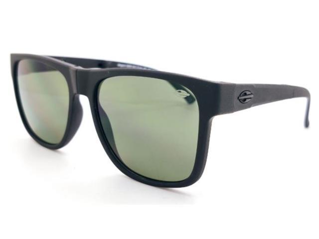 Óculos de Sol Mormaii Origami Dobrável Preto Fosco