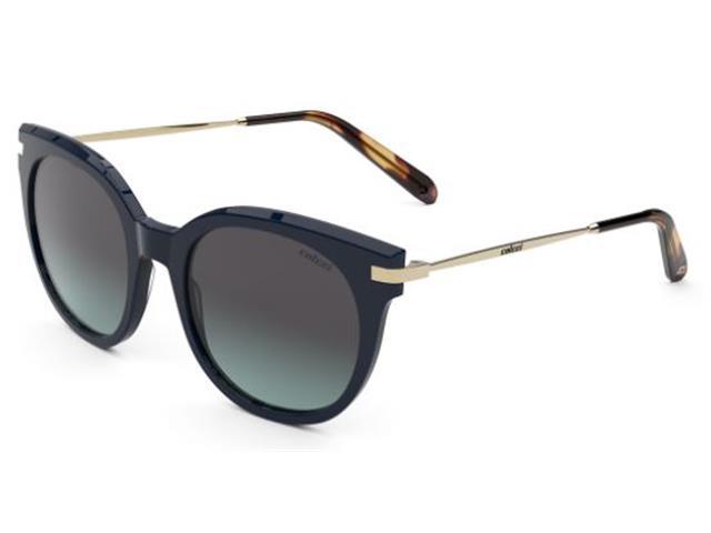 Óculos de Sol Colcci Mel Azul Escuro Lente Cinza Degradê