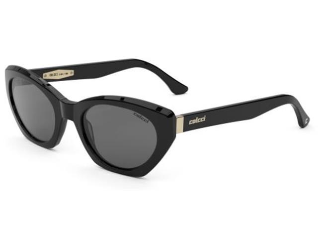 Óculos de Sol Colcci Lucy Preto com Lente Cinza