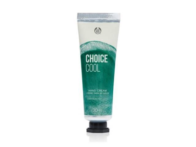 Creme para as Mãos The Body Shop Choice Cool 30ML