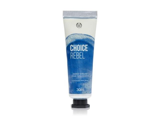 Creme para as Mãos The Body Shop Choice Rebel 30ML