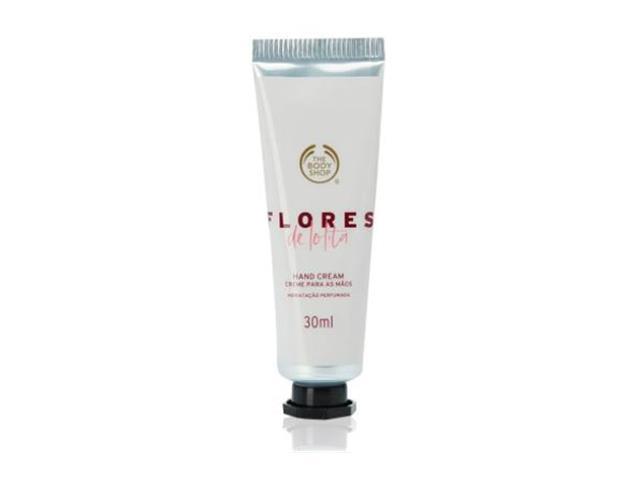 Creme para as Mãos The Body Shop Flores de Lolita 30ML