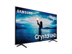 "Smart TV LED 50"" Samsung Tizen Crystal UHD 4K HDR10+ 2 HDMI 1USB Wi-Fi - 2"
