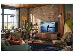 "Smart TV LED 75"" Samsung Tizen Crystal UHD 4K HDR10+ 2 HDMI 1USB Wi-Fi - 4"