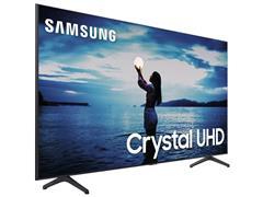 "Smart TV LED 75"" Samsung Tizen Crystal UHD 4K HDR10+ 2 HDMI 1USB Wi-Fi - 2"