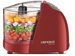 Mini Processador Lenoxx Pratic Red