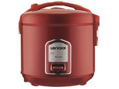 Panela de Arroz Lenoxx Easy Red 5 Xícaras 400W