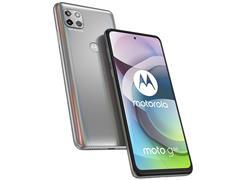 "Smartphone Motorola Moto G 5G 128GB FHD+6.7""6GB RAM Câm 48+8+2MP Prata - 3"