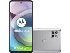 "Smartphone Motorola Moto G 5G 128GB FHD+6.7""6GB RAM Câm 48+8+2MP Prata"