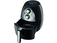 Fritadeira Sem Óleo Mondial Family Air Fryer 4 Litros Preta - 1