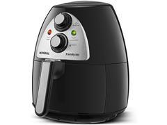 Fritadeira Sem Óleo Mondial Family Air Fryer 4 Litros Preta - 4