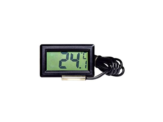 Termômetro Digital Incoterm T-DIV-0130.00 Preto
