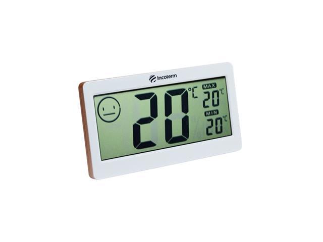 Termômetro Digital Incoterm T-THI-0030.00 Branco